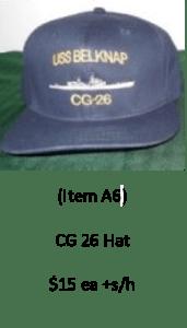 CG26Hat