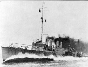 Letters from Belknap DD-251 Crewmembers