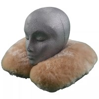 Sheepskin Infant Travel Pillow