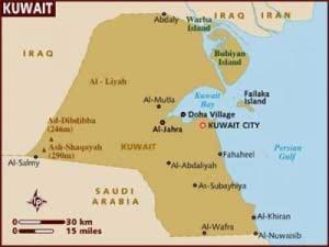 Kuwait akan usir diplomat Iran