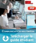 Guide étudiant - Communication-multimédia