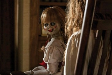 Top 10 best horror movies 2014 annabelle