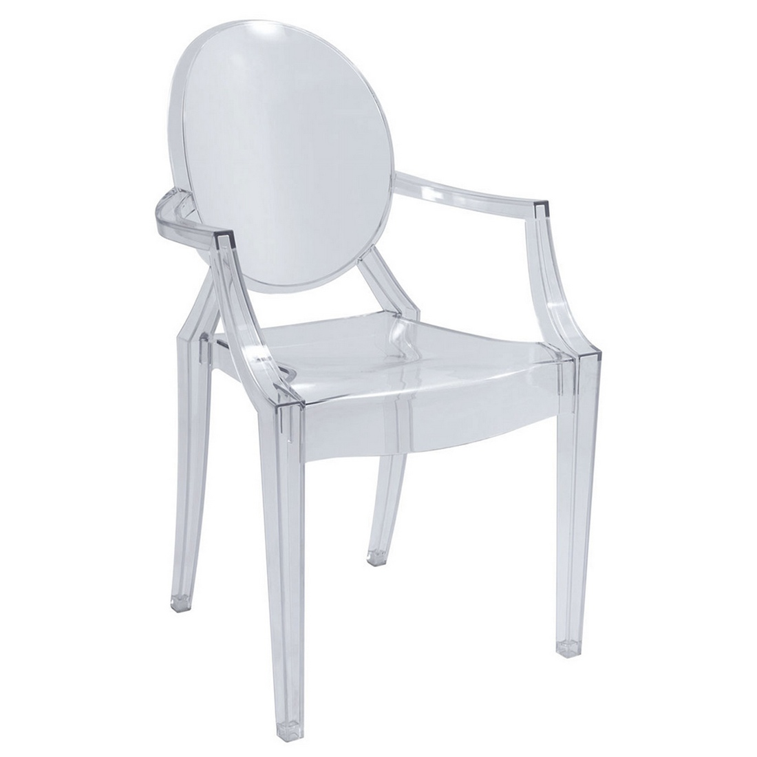 Silla Ghost Philippe Starck Louis Ghost Chair By Kartell The Classic Reinvented By