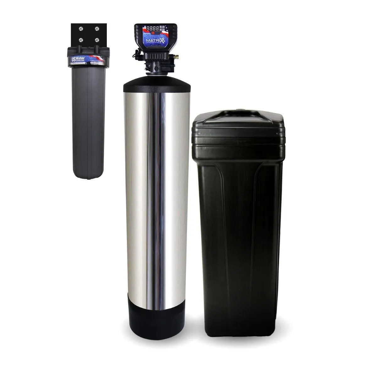 Water Softener Price Fusion Nlt Professional Grade Metered Water Softener