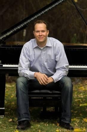 Brigham Larson Jazz Piano Teacher