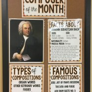 Composer of the Month at Piano Lessons: Bach