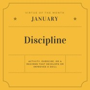 Virtues for Virtuosos: Discipline