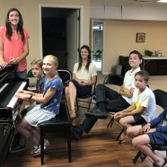 Honors Piano Masterclass Next Week!