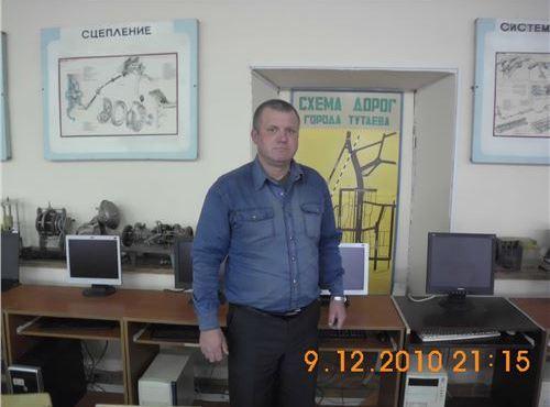 Арюхин Сергей Николаевич, мастер производственного обучения, тел: 8 (961) 973-69-17
