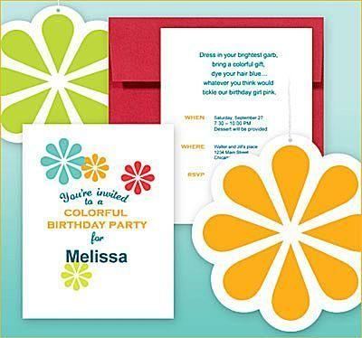 150+ Free Printable Birthday Invitation Card Templates UTemplates