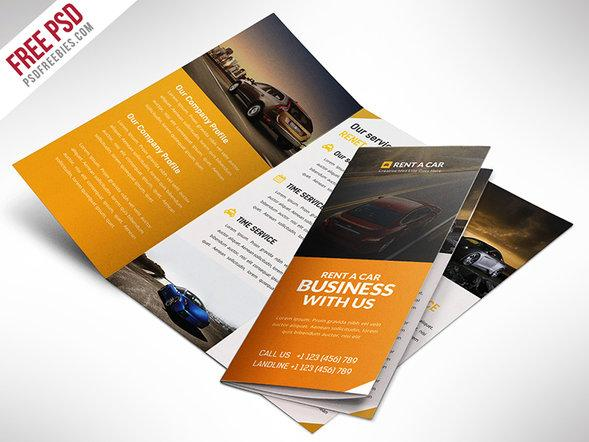 20+ Awesome Free Brochure Templates + Mockups UTemplates - Tri Fold Brochures Free
