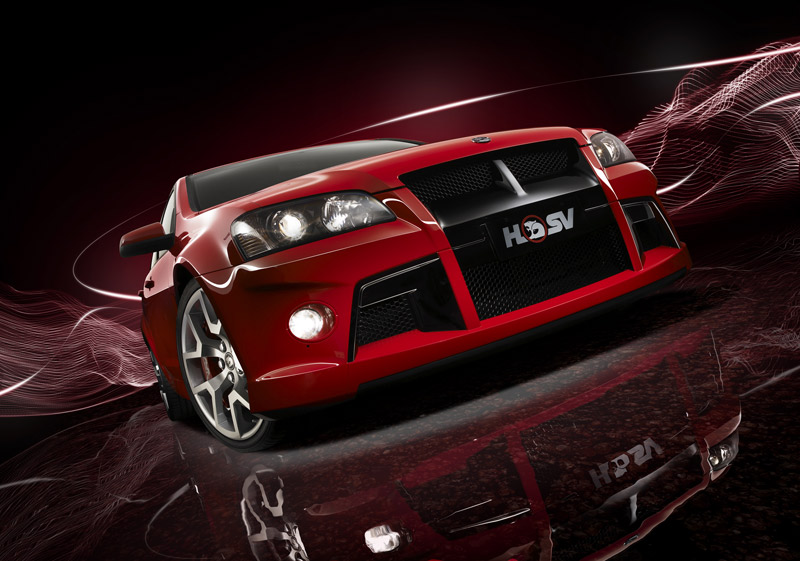 Hsv Hsv W427 Launched
