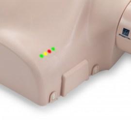 CPR with sensor manikins