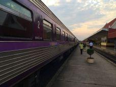 Notre transport pour Bangkok