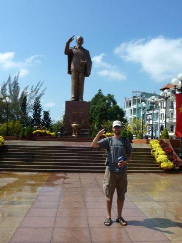 Ho Chi Minh, au cas où on l'oublie...