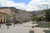 Quito et ses colines
