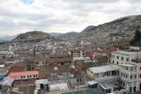 Quito depuis la basilique