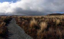 Tongariro National Park: petite balade sous une éclaircie