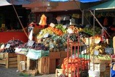 Au marché à Santiago