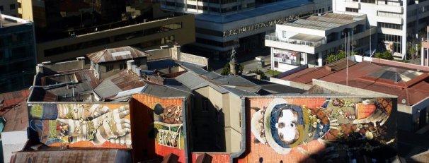 """Le """"street art"""" de Valparaiso"""