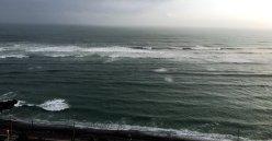 Les vagues de Lima