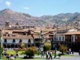 """Cuzco et sa """"plaza de armas"""""""