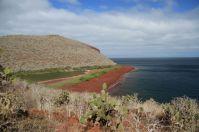 Une plage rouge, ça me rappel l'Australie