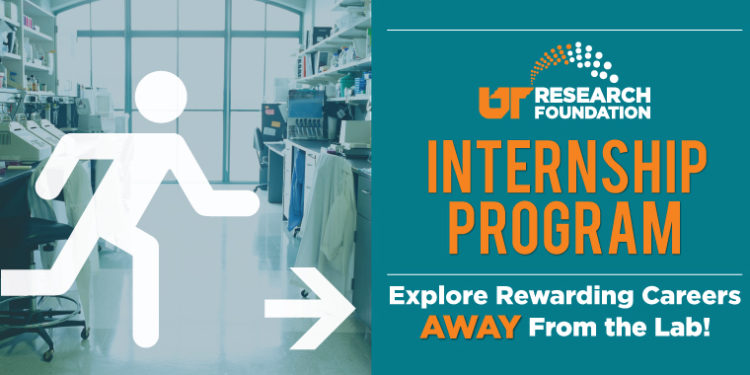 University of Tennessee Research Foundation - rewarding careers