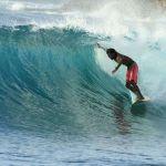 ロンボク島のグルプックの波情報