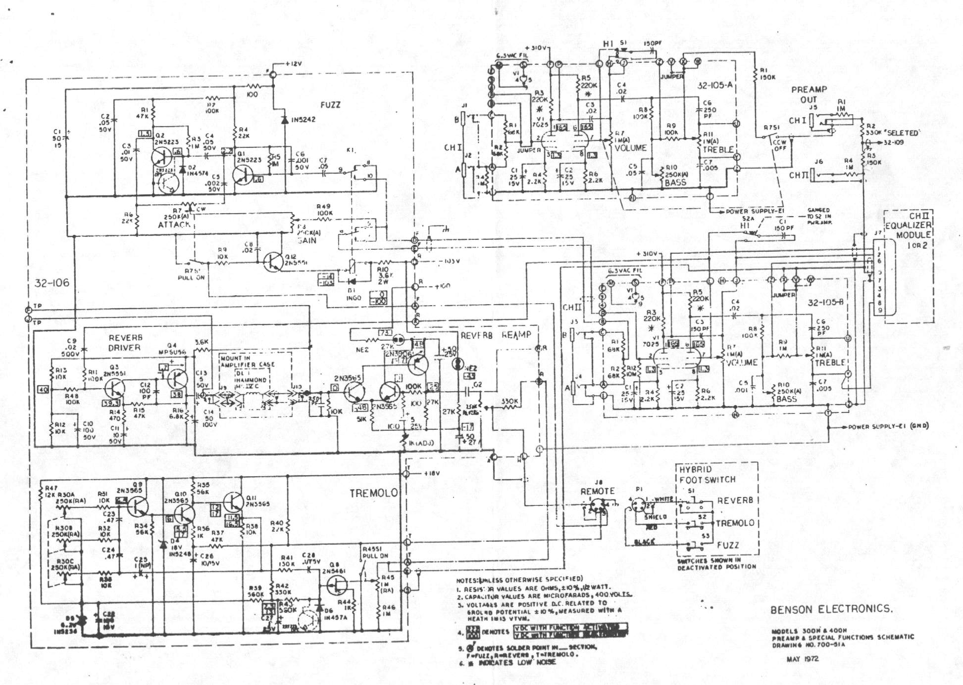 homemade audio amp schematics for drawing