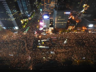 Hundreds of thousands rally in Seoul to demand South Korean president steps down | Source: Chicago Tribune
