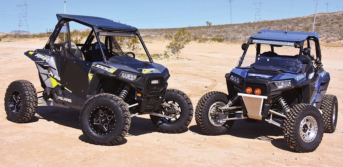 The Ultimate Desert Tire Test! BFG vs ITP UTV Action Magazine