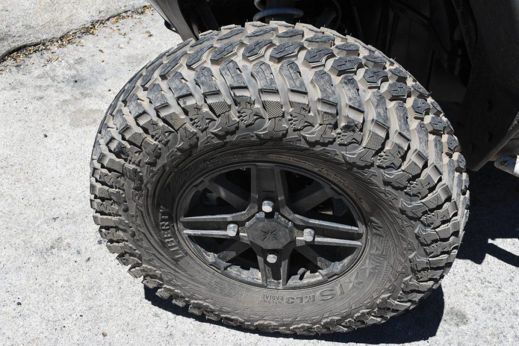 PRODUCT Maxxis Liberty ML3 Tire UTV Action Magazine