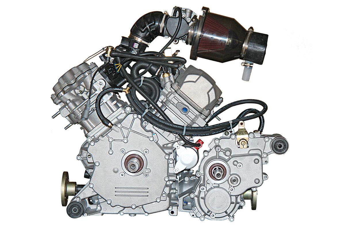 overhead valve engine diagram