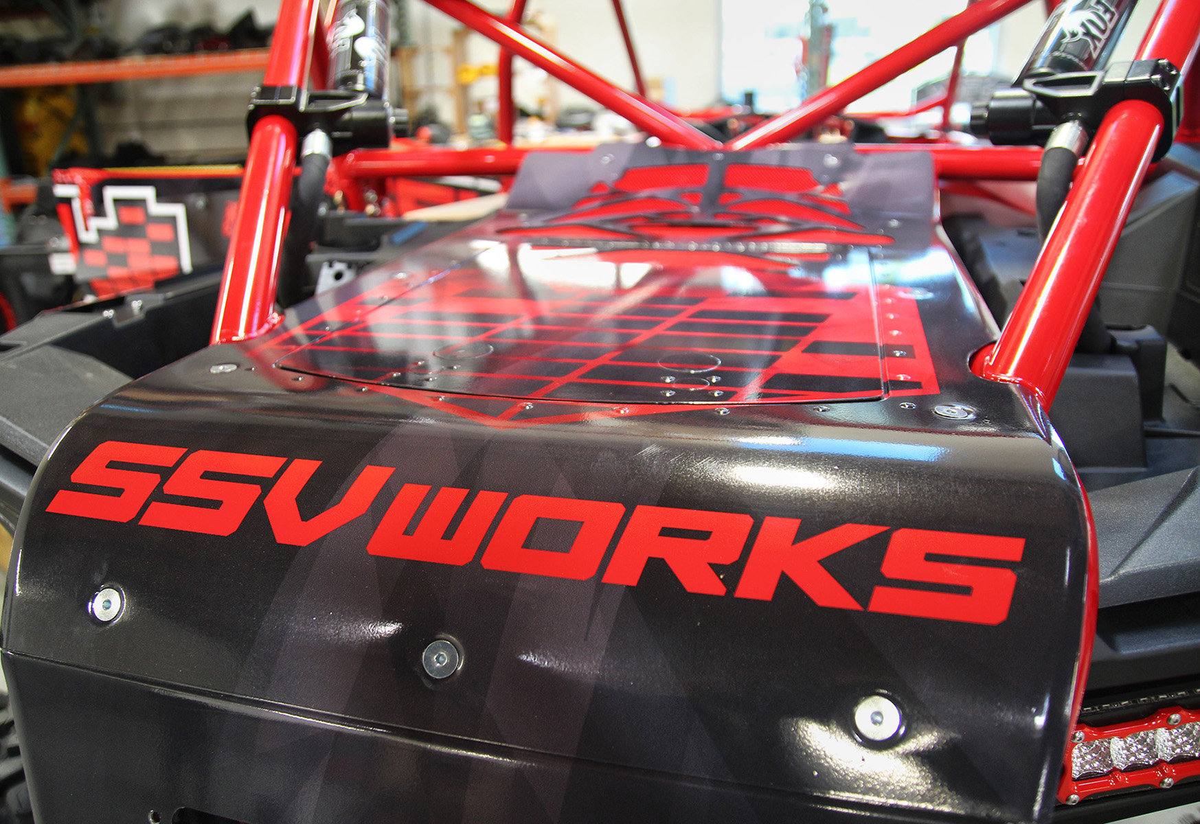 Kicker 10 Subwoofers Ssv Works' Incredible 2017 Rzr Xp4 Turbo Build: The