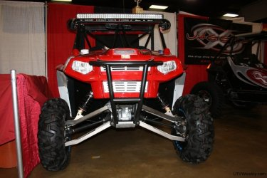 Jagged X Polaris RZR S Rock Crawler