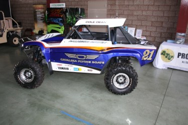 Yamaha Rhino Race Car