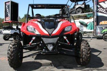 Custom Creations Kawasaki Teryx
