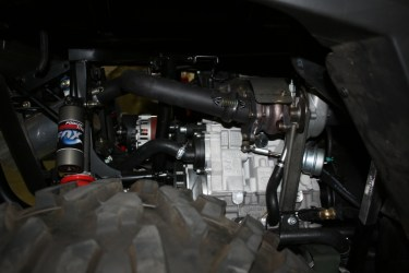Wasteland Perforance Weber Engine Swap for Polaris RZR