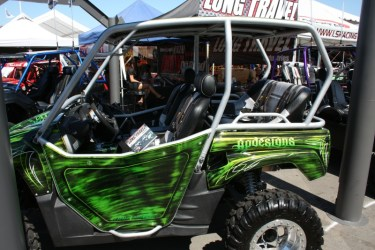 Long Travel Industries Kawasaki Teryx