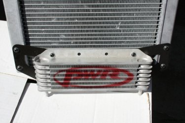 PWR Performance - Kawasaki Teryx Oil Cooler