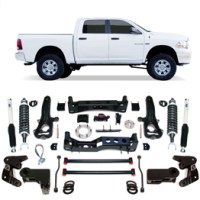 6-Inch Suspension Systems for 2009 Dodge Ram 1500 4WD now Available from Pro Comp