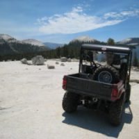 UTV Trip on the Dusy Ershim Trail