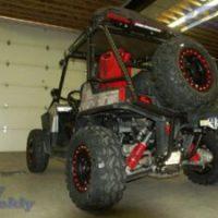 ITP Baja Cross 8 Ply Tires on ITP Type 7 Beadlock rims – Another in the Borneo Series