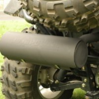 Hushpower silencers now available for Polaris RZR
