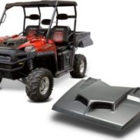 New Hood Scoop Available for the Polaris RANGER