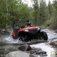 2011 Polaris RANGER RZR Line Up