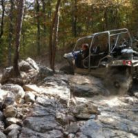 Rockcrawling with the Polaris RZR 4