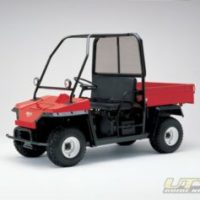 History of the Kawasaki Mule