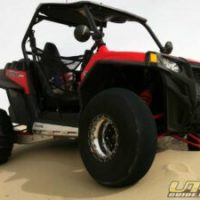 UTV Sand Tire Review
